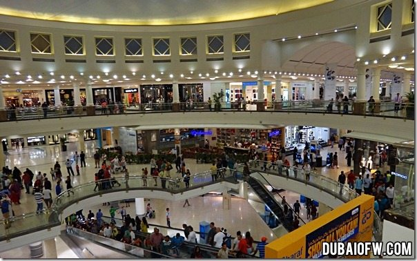 mall in dubai