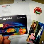 My First UAE Savings Account thru RAKBANK Click & Collect