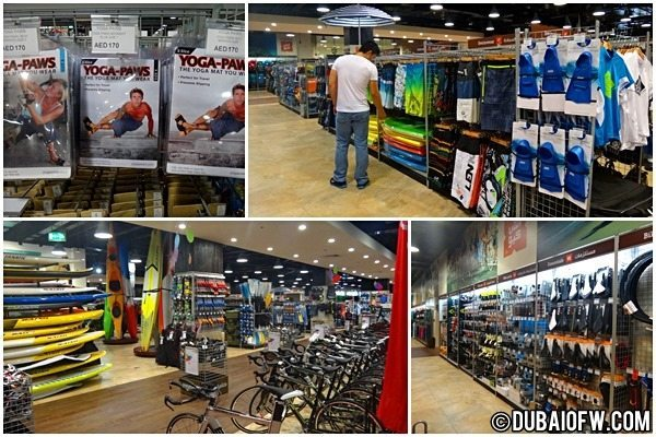adventure products dubai