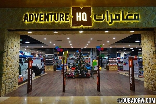 adventurehq dubai