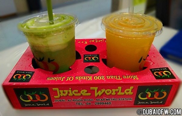 juice world dubai uae