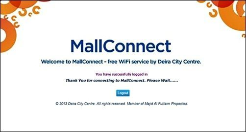 mallconnect deira city center