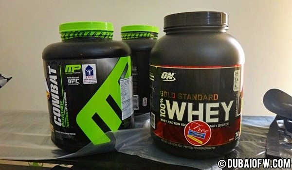 Where to Buy Cheap Whey Protein in Dubai