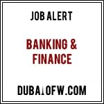 Banking & Finance jobs in dubai