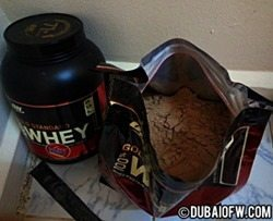 dubai protein powder