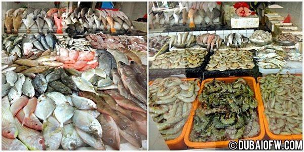Karama Fish Market - Fresh Fish in Dubai | Dubai OFW
