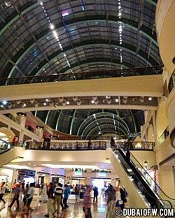 mall of the emirates photo