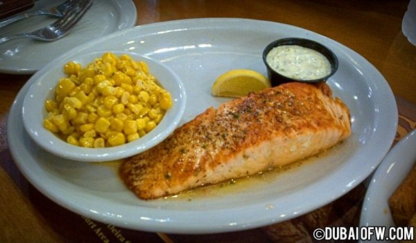 salmon texas roadhouse