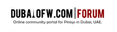 pinoy ofw dubai forum header