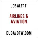 Airlines & Aviation jobs in dubai