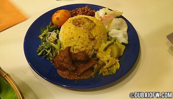 Betawi Cafe in Karama: Authentic Indonesian Food