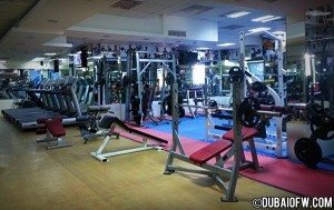 cheap gym in bur dubai