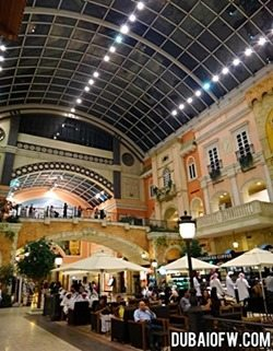 mercato mall dubai photo