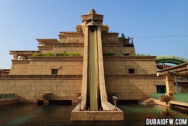 leap of faith dubai waterslide