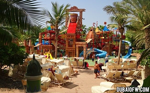 water park family fun dubai