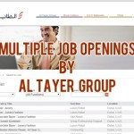 al tayer job openings