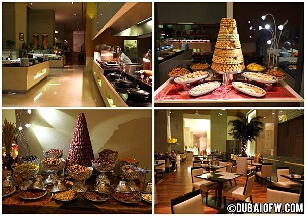 iftar buffet at nana restaurant dubai mall