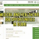medical and healthcare jobs dubai