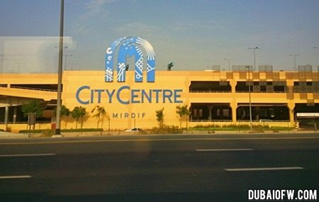 mirdif city center dubai