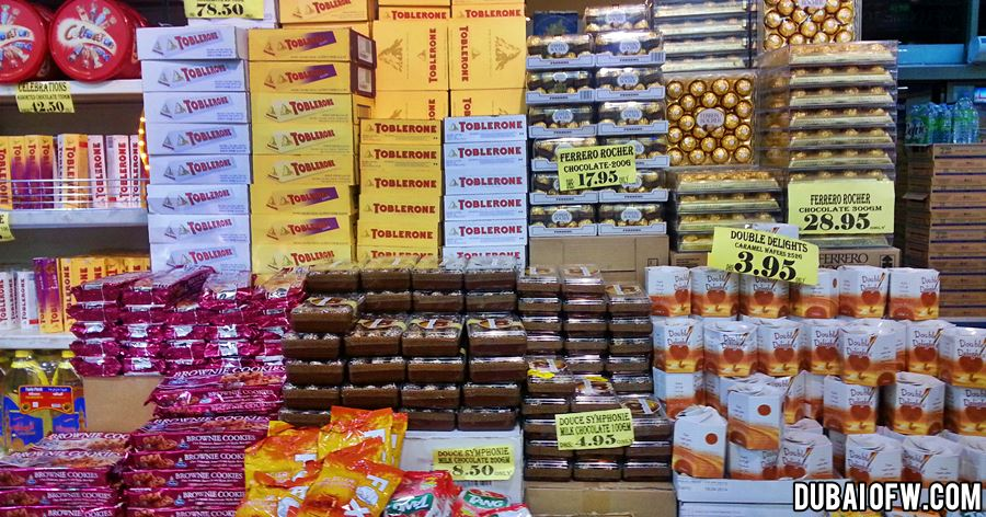where to buy cheap chocolates dubai