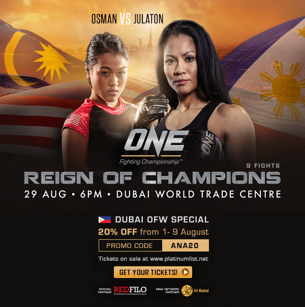 Filipina MMA Fighter Ana Julaton in Reign of Champions – Aug 29 2014