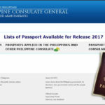 How to Check the Status of Your Philippine Passport Application