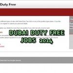 Dubai Duty Free Job Vacancies 2014