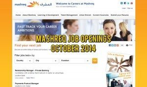 mashreq uae job careers