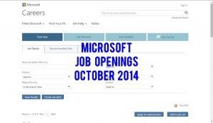 microsoft job careers uae