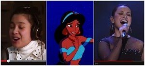 lea salonga a whole new world viral