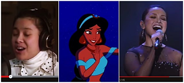 VIDEO: Lea Salonga Sings 'Aladdin' Theme Song After 22 Years and Still Sounds Amazing!