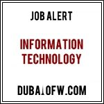 Information Technology jobs in dubai