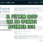 al futtaim jobs november 2014