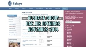 alshaya group november 2014