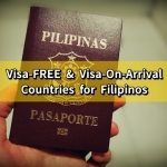 Visa-Free Countries for Pinoys (Philippine-passport holders)