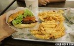 Shake Shack Burger Restaurant in Dubai