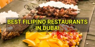 filipino restaurants