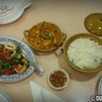 Thai Food at Thai Terrace Restaurant in Karama