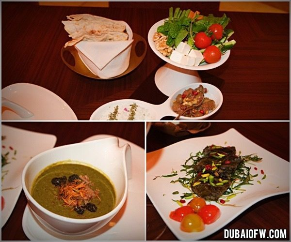 shayan restaurant persian food