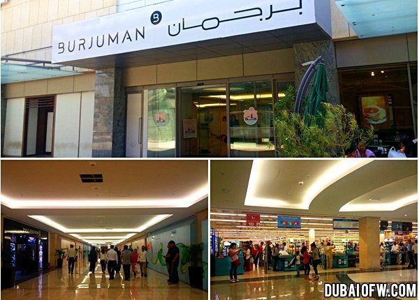 burjuman mall carrefour