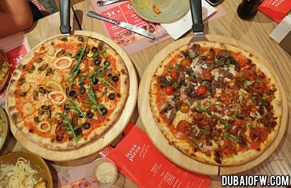 itzza pizza dubai