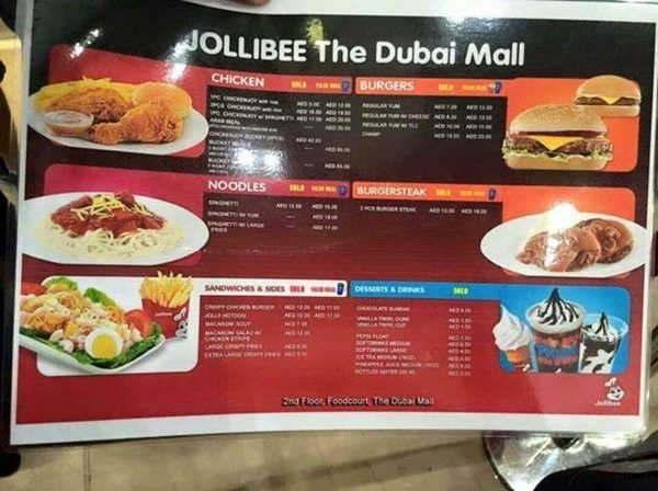 Dubai Food Delivery Marina