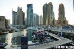 Dubai Marina Day & Night