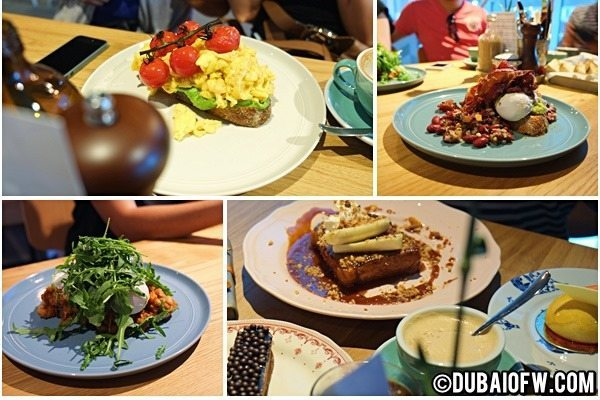 the sum of us dubai food