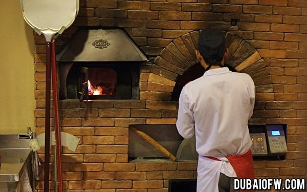 woodfired pizza dubai