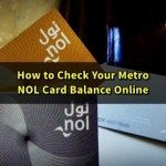 How to Check Your NOL Card Balance Online