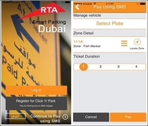 3 Features of the RTA Mobile App to Help Drivers & Commuters | Dubai OFW