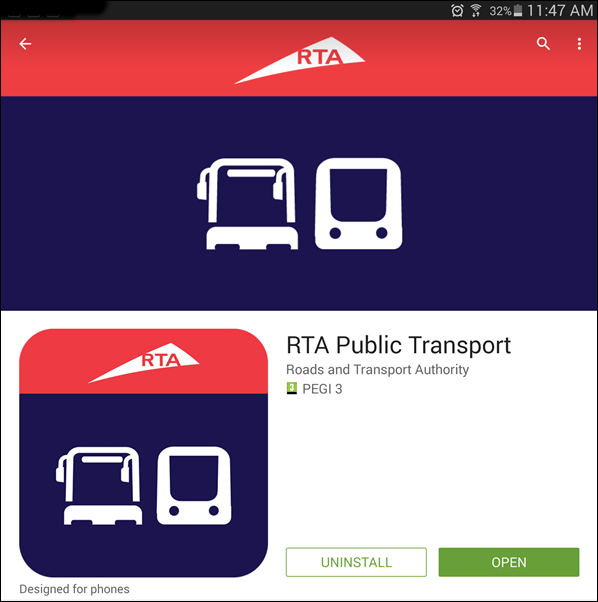 rta mobile app download