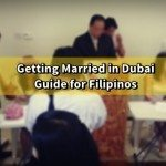 How to Get Married in Dubai for Filipinos