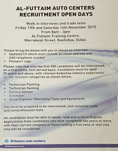 al-futtaim-walkin-interview-dubai